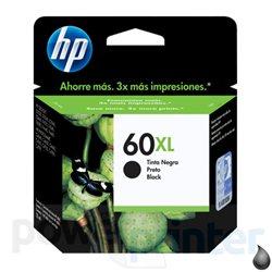 Cartucho de Tinta HP 60 BXL...