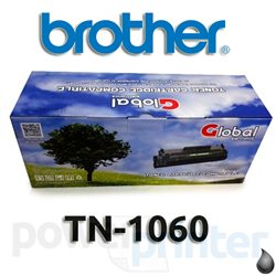 Cartucho tóner Brother TN-1060 negro alternativo (1.000 copias) Global