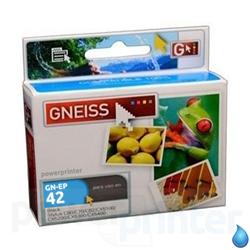 Cartucho de Tinta Epson 042C (T042220) cyan alternativo GNEISS