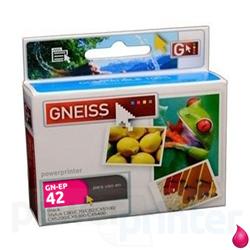 Cartucho de Tinta Epson T042M (T042320) magenta alternativo GNEISS