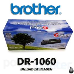 Unidad de Imagen Brother DR-1060 DRUM alternativo (10.000 copias) GLOBA